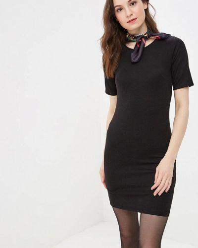 Платье - черное Jennyfer