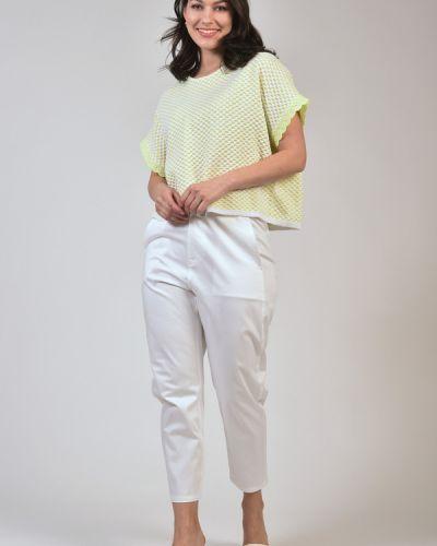 Хлопковые брюки Tricot Chic