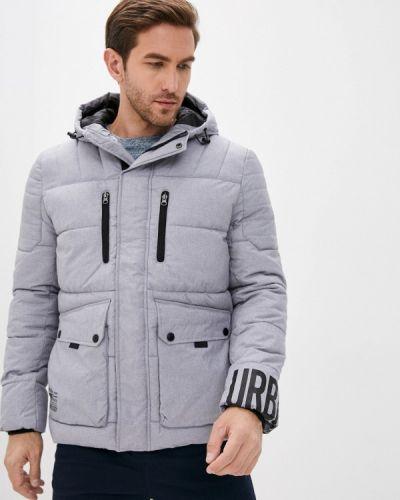 Утепленная куртка - серая Zolla