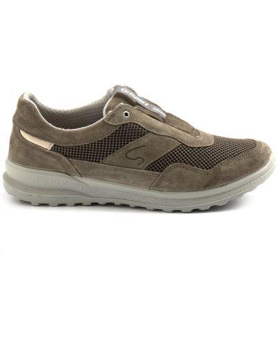 Brązowe sneakersy Grisport