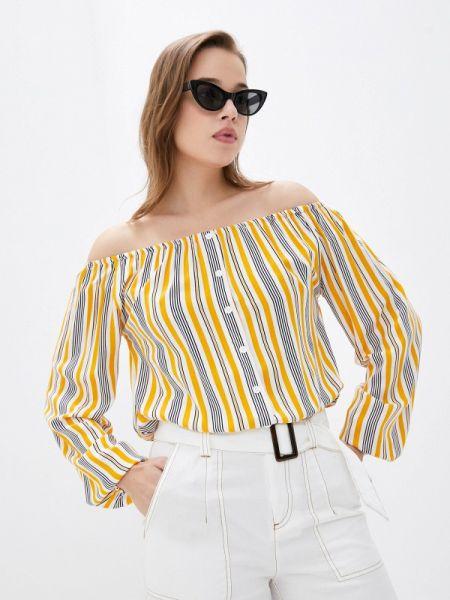 Блузка с открытыми плечами Sublevel