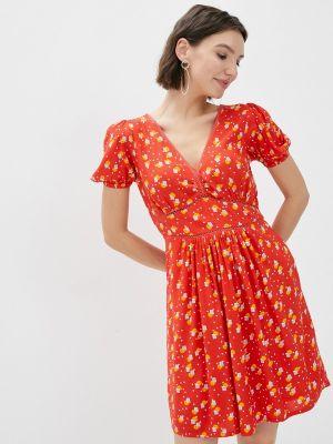 Платье - красное Compania Fantastica