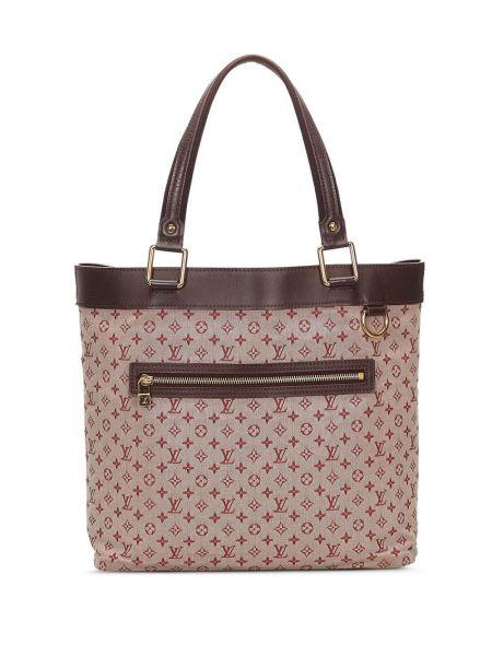 Сумка-тоут розовый с ручками Louis Vuitton