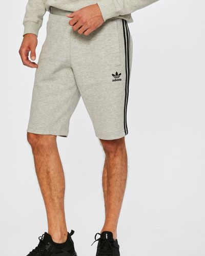 Спортивные шорты прямые на резинке Adidas Originals