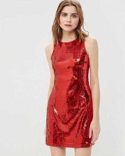 Платье красный You&you