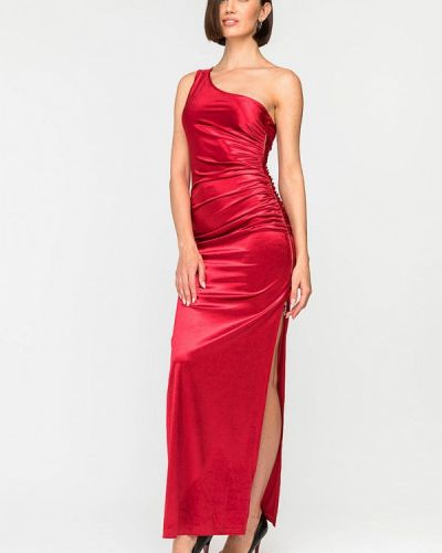 Красное вечернее платье Gloss