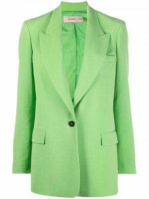 Zielona marynarka Blanca Vita