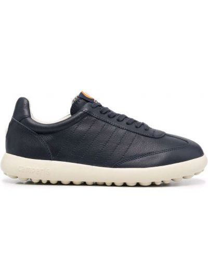 Синие резиновые кроссовки Camper