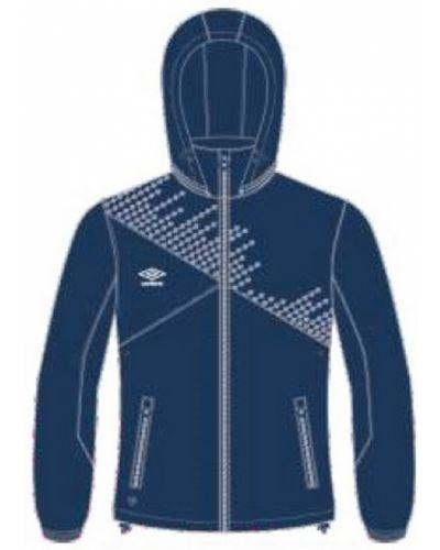 Куртка с капюшоном с рисунком с карманами Umbro
