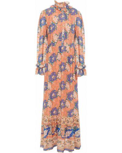 Sukienka z wiskozy Antik Batik