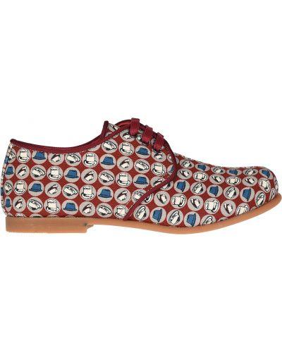 Туфли красные Dolce & Gabbana
