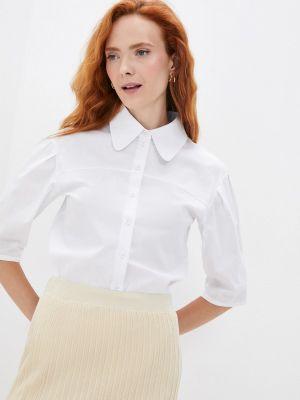 Белая рубашка осенняя Am One