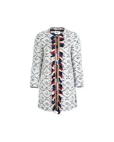 Повседневная куртка - белая Bazar Deluxe