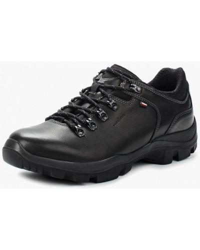 Треккинговые ботинки осенние кожаные Wojas