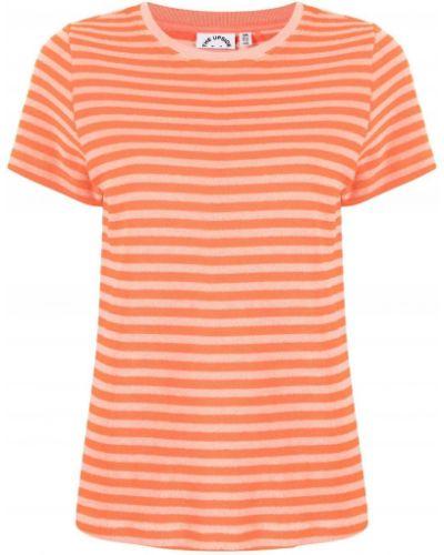 Хлопковая футболка - оранжевая The Upside
