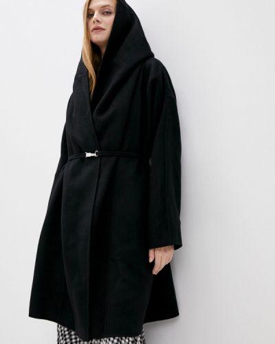 Черное пальто Add