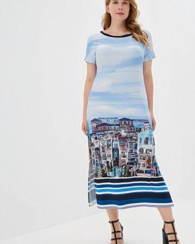 Платье футболка весеннее Helmidge