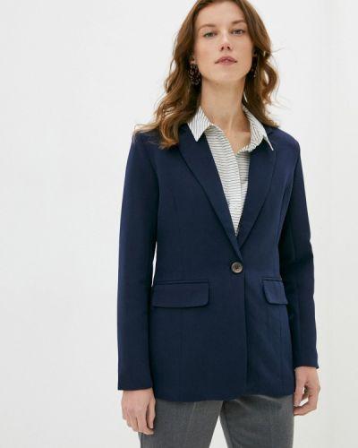 Синий пиджак B.young