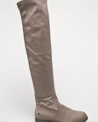 Ботинки на каблуке на каблуке текстильные S.oliver