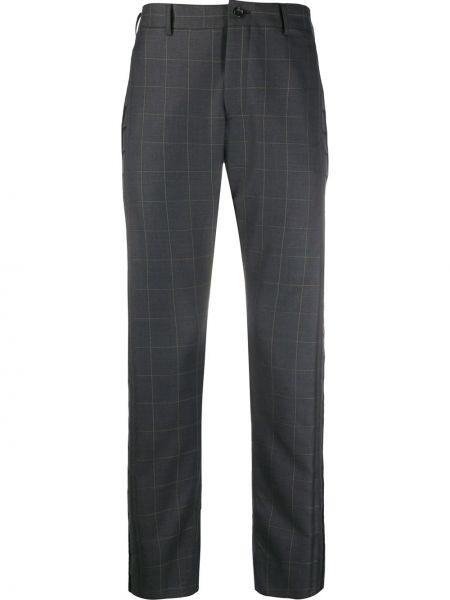 Spodnie wełniane z paskiem Comme Des Garcons Homme Plus