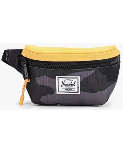 Серая текстильная сумка Herschel Supply Co