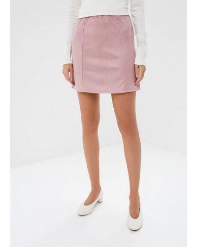 Розовая юбка осенняя Dorothy Perkins