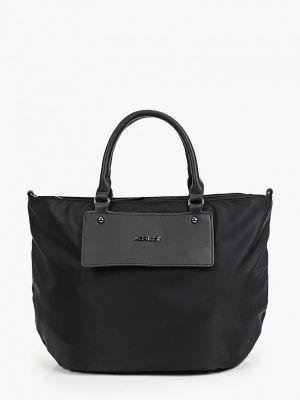 Черная сумка осенняя Abricot