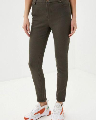 Зеленые спортивные брюки Befree