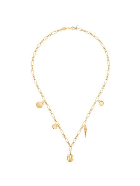 Желтое ожерелье Anni Lu