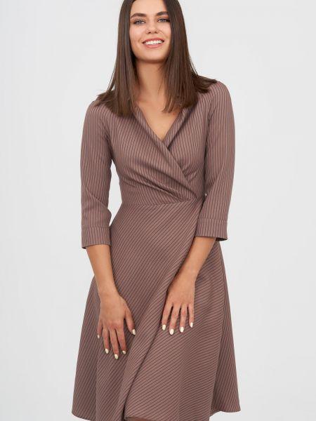 Повседневное платье - коричневое Natali Bolgar