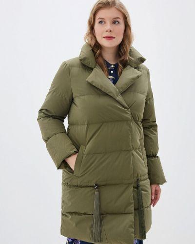 Пальто зеленое пальто Acasta
