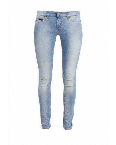 Джинсовые зауженные джинсы - синие Tommy Hilfiger Denim