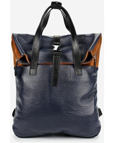 Синий рюкзак городской Igermann