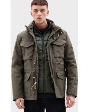 Повседневная куртка - зеленая Timberland