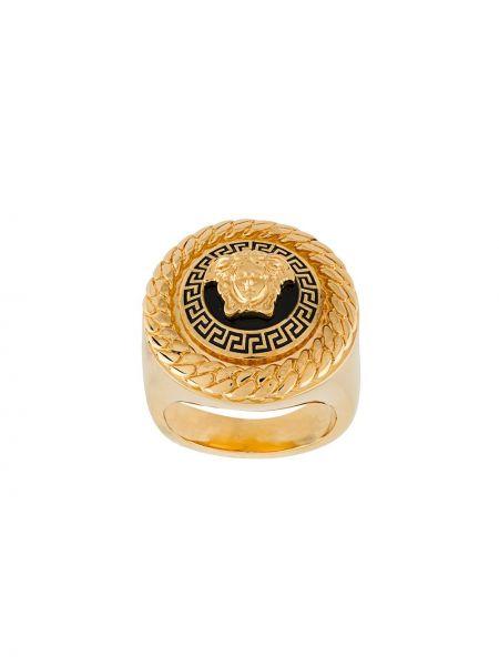 Кольцо из золота Versace