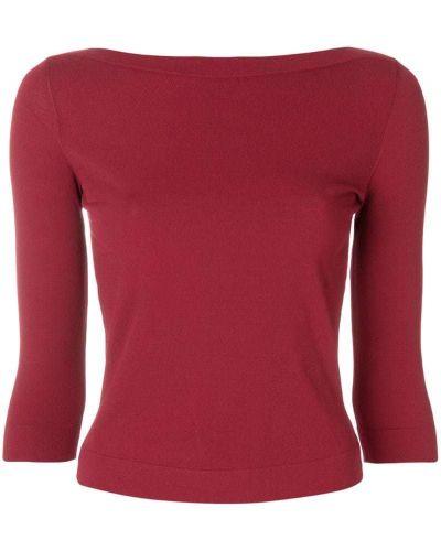 Красный свитер Roberto Collina