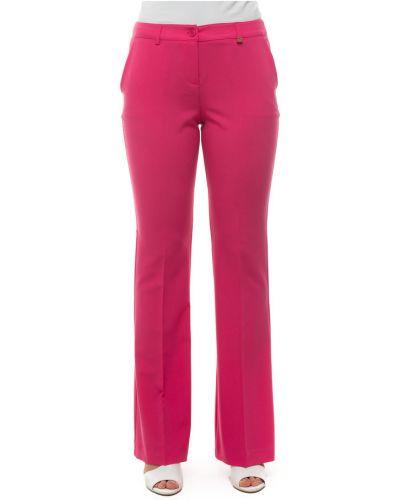 Różowe spodnie Luckylu