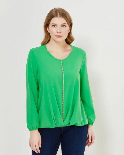 Зеленая блузка Svesta
