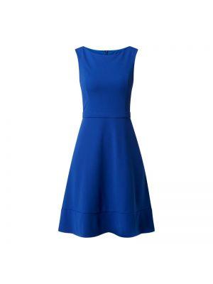 Sukienka koktajlowa - niebieska Paradi