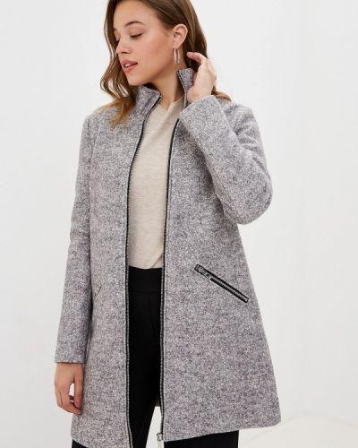 Пальто демисезонное серое Ostin
