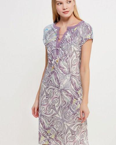 Фиолетовое платье Mia-mia