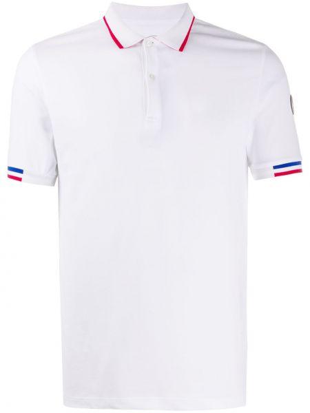 Koszula krótkie z krótkim rękawem z logo z paskami Colmar