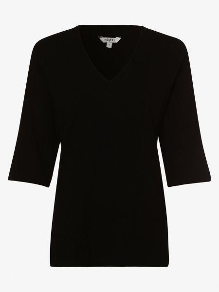Czarny koszulka sportowa Mbym