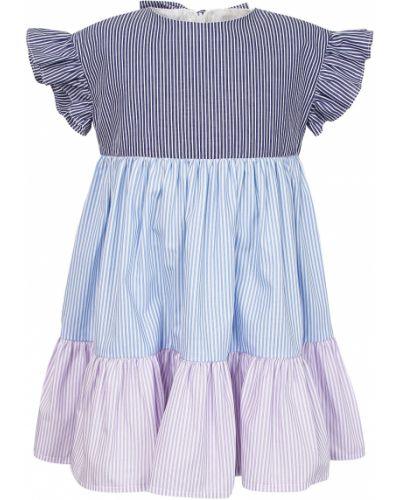 Платье - голубое Il Gufo