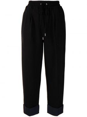 Укороченные брюки - черные 3.1 Phillip Lim
