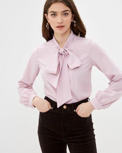 Розовая блузка с бантом Lamiavita