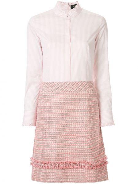 Платье на пуговицах платье-рубашка Paule Ka
