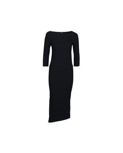 Черное повседневное платье Pinko