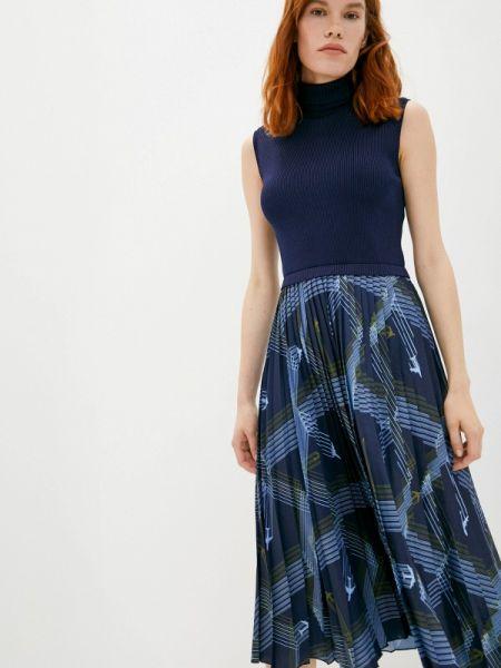 Платье - синее Sportmax Code