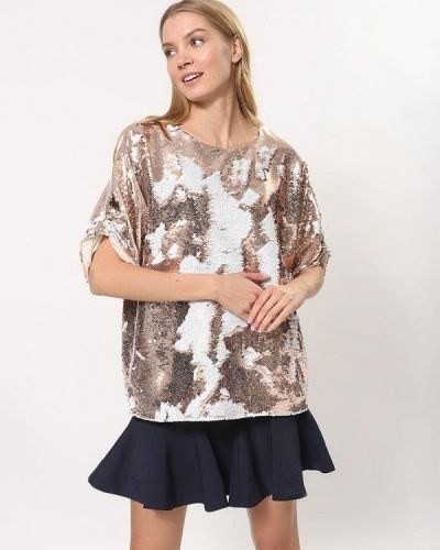 Блузка - золотая Tutto Bene